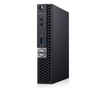Dell Optiplex 7060 MFF PC, i5-8500T, 3.50GHz, 16GB RAM, 256GB SSD, Windows 10 Pro