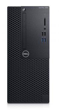 Dell Optiplex 3060 MT PC, i5-8500, 4.10GHz, 4GB RAM, 1TB SATA HD, Windows 10 Pro