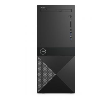 Dell Vostro 3671 MT PC, i5-9400, 4.10GHz, 8GB RAM, 256GB SSD, Windows 10 Pro