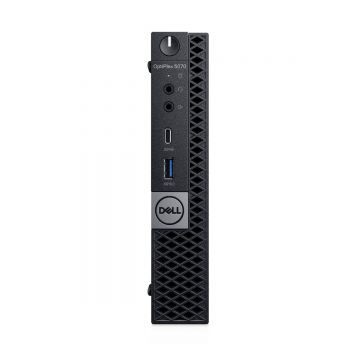 Dell Optiplex 5070 MFF PC, i3-8100T, 3.10GHz, 8GB RAM, 512GB SSD, Windows 10 Pro