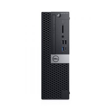Dell Optiplex 7070 SFF PC, i5-8500, 4.10GHz, 8GB RAM, 256GB SSD, Windows 10 Pro
